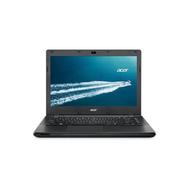 "Acer TravelMate TMB117 11.6"", Intel Celeron, 1600МГц, 4Гб RAM, DVD-RW, 500Гб, Черный, Wi-Fi, без ОС"