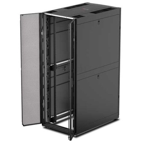 APC by Schneider Electric NetShelter SX 42U 750mm Wide x 1070mm Deep Networking Enclosure with Sides
