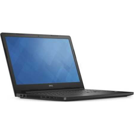 "Dell Latitude 3560 15.6"", Intel Core i3, 4Гб RAM, DVD нет, 500Гб, Linux, Черный, Wi-Fi, Bluetooth"