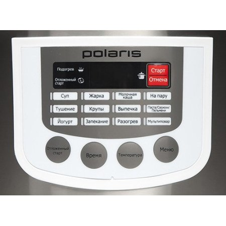 Polaris PMC 0533AD Серебристый, 5л