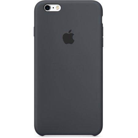 Apple MKXJ2ZM/A для iPhone 6 Plus/6s Plus задняя крышка, Темно-серый