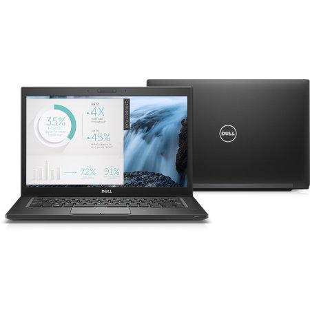 "Dell Latitude 7480-8685 14"", Intel Core i7, 2800МГц, QHD, 8Гб RAM, 512Гб, Черный, Windows 10 Pro"