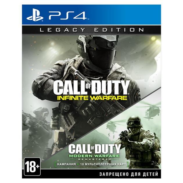 Call of Duty: Infinite Warfare Русский язык