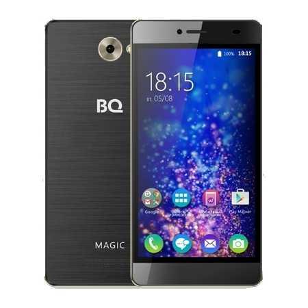 BQ BQS-5070 Magic Черный/золотой