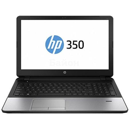 "HP 350 G2 15.6"", Intel Core i3, 2100МГц, 4Гб RAM, 1Тб, Серебристый, Wi-Fi, DOS, Bluetooth"