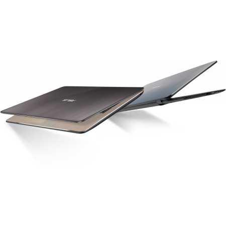 "Asus VivoBook X540SA 15.6"", Intel Pentium, 1600МГц, 4Гб RAM, DVD нет, 500Гб, Коричневый, Wi-Fi, Windows 10, Bluetooth"