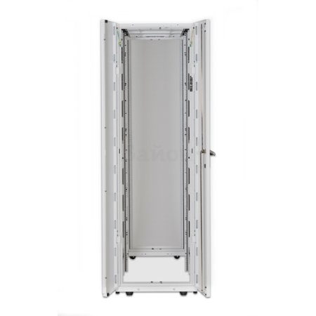 APC by Schneider Electric NetShelter SX 48U 600mm Wide x 1070mm Deep Enclosure with Sides Grey RAL7035