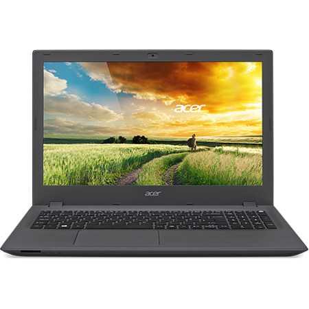 "Acer Aspire E5-573-39HD 15.6"", 2000МГц, 6Гб RAM, 1Тб, Темно-серый, Wi-Fi, Windows 10, Bluetooth, Intel Core i3"