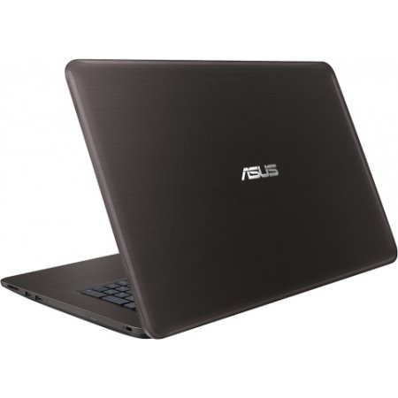 "Asus X756UV-TY042T 17.3"", Intel Core i3, 2300МГц, 4Гб RAM, DVD-RW, 1Тб, Коричневый, Wi-Fi, Windows 10, Bluetooth"