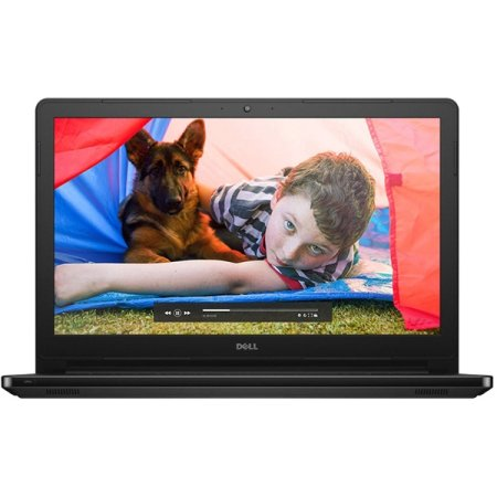 "Dell Inspiron 5555 15.6"", AMD A10, 1800МГц, 8Гб RAM, 1Тб, Черный, Wi-Fi, Linux, Bluetooth"
