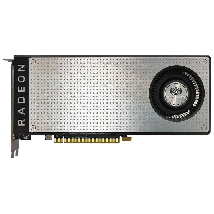 Sapphire PCI-E 11256-00-20G RX 470 4G OC AMD Radeon RX 470