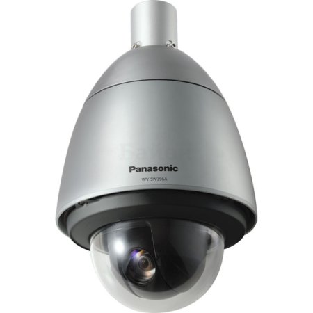 Panasonic WV-SW396A Поворотная камера, Купольная конструкция, 1280x720