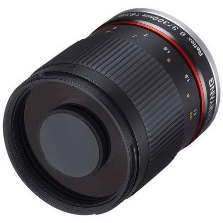 Samyang MF 300mm f/6.3 Mirror