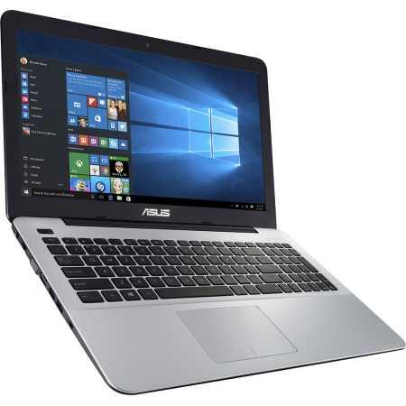 "ASUS X555UB 15.6"", Intel Core i7, 2500МГц, 6Гб RAM, DVD-RW, 1Тб, Черный, Wi-Fi, Windows 10, Bluetooth"