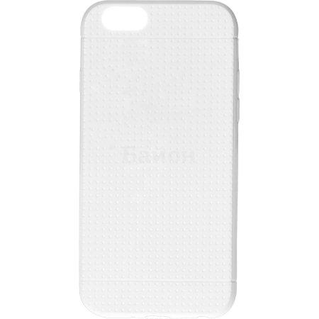 Promate Flexi-i6 накладка, пластик, Белый