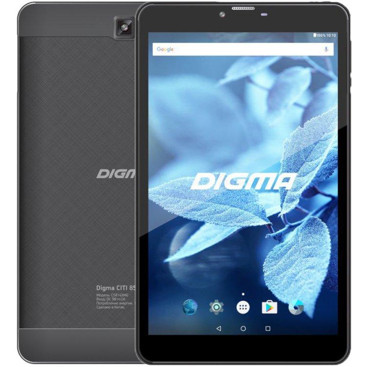 Digma CITI 8531 Wi-Fi и 3G, 8Гб