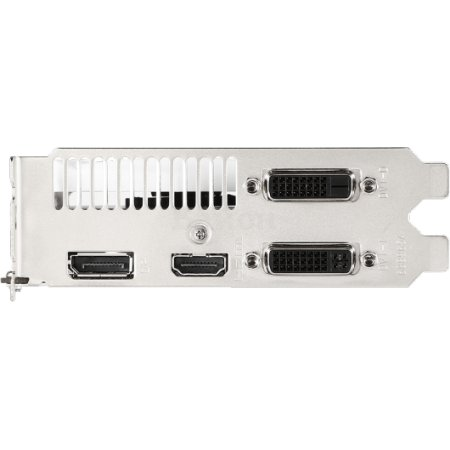 MSI GeForce GTX 950 1076Mhz PCI-E 3.0 2048Mb 6610Mhz 128 bit 2xDVI HDMI HDCP PCI-E 16x 3.0, 2048Мб, GDDR5