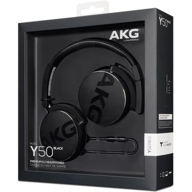 AKG Y50 ЧерныйНаушники и гарнитуры<br>Вид наушников Накладные , Подключение Проводное , Разъем 3.5мм (мини-джек) , Звук Стерео , Технология шумоподавления Да...<br><br>Артикул: 1291334<br>Специальные предложения: Новинка<br>Производитель: AKG<br>Цвет: Черный<br>Вид наушников: Накладные<br>Звук: Стерео<br>Подключение: Проводное<br>Разъем: 3.5мм (мини-джек)<br>Версия Bluetooth: нет<br>Технология шумоподавления: Да