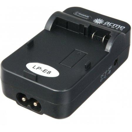 Зарядное устройство AcmePower AP CH-P1640 (LP-E8) для Canon LP-E8