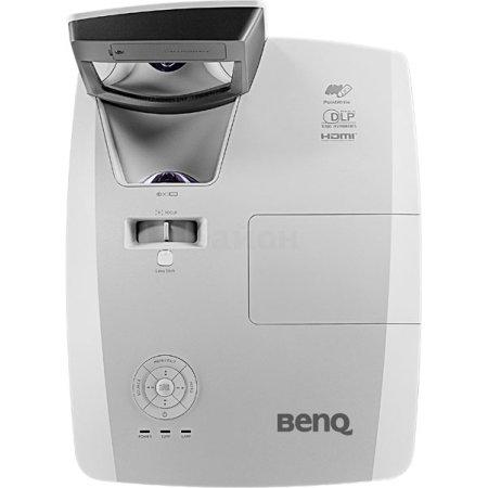 Benq MX852UST+ стационарный, Белый