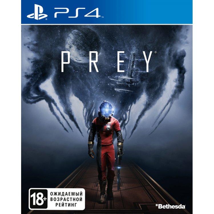 PREY Sony PlayStation 4, стандартное издание, Русский язык