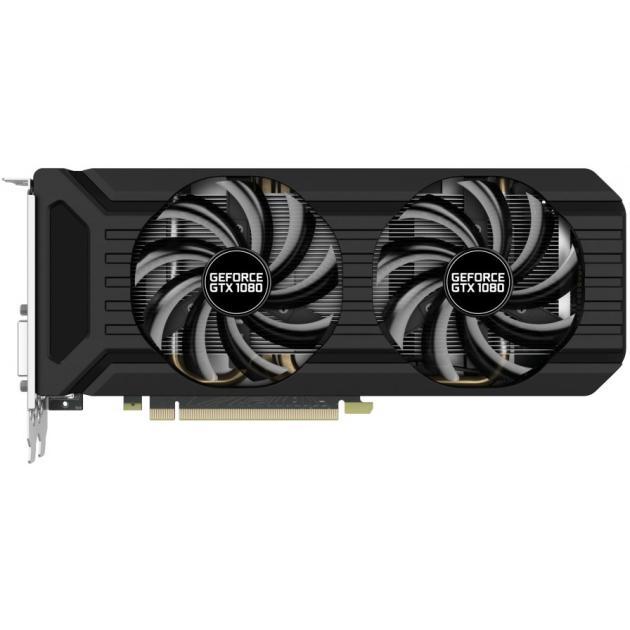 nVidia GeForce GTX1080 Palit Dual OC NEB1080U15P2-1045D