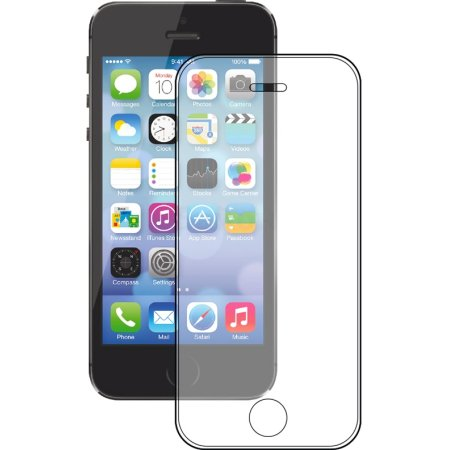 Deppa 0.15 мм для Apple iPhone 5/5S Gorilla Glass 2 Защитная