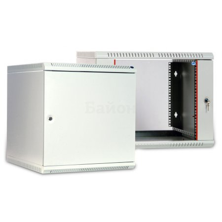 ЦМО Шкаф телекоммуникационный настенный 12U (600х650) дверь металл, [ ШРН-12.650.1 ]