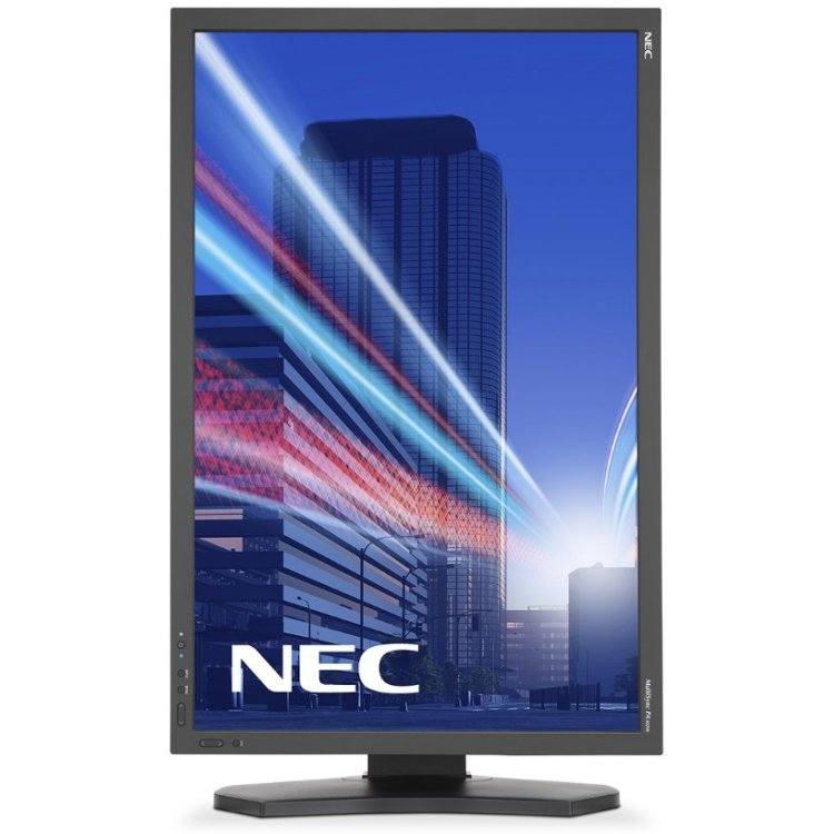 "NEC MultiSync PA302W-SV2 30"", Черный, DVI, HDMI, Full HD, USB ver. 2.0"