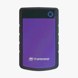 Transcend StoreJet 25H3 TS1TSJ25H3P 1000Гб, 500Мб/с