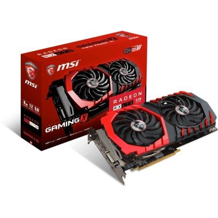 MSI Radeon RX 470 GAMING X 8G 8140Мб