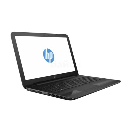 "HP 15-ay056u 15.6"", Intel Core i5, 2.3МГц, 4Гб RAM, DVD-RW, 500Гб, Windows 10, Черный, Wi-Fi, Bluetooth"