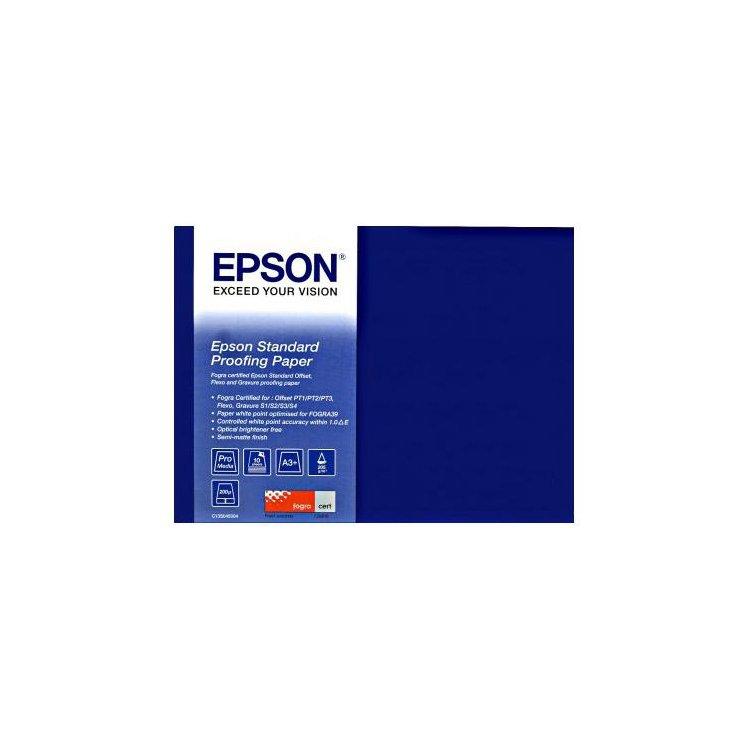 Epson Standard Proofing 205 A3++ 100sh Фотобумага, A3++, 100, матовая