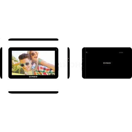 Irbis TX11 Wi-Fi и 3G, Черный, 4Гб