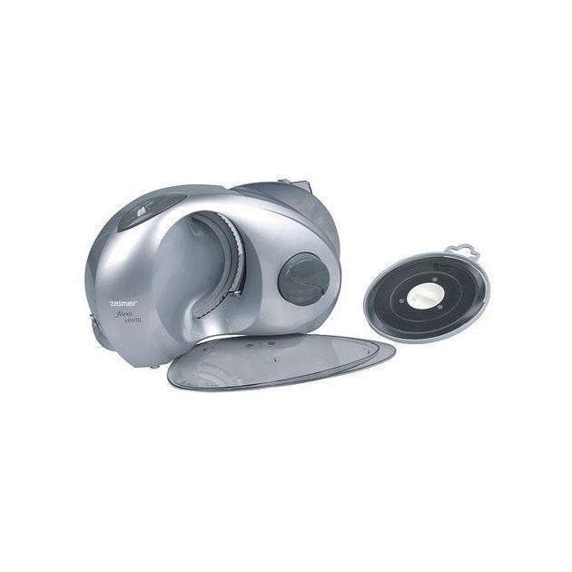 Ломтерезка Zelmer ZFS0706X 200Вт (нарезка до 15мм) серебристый от Байон