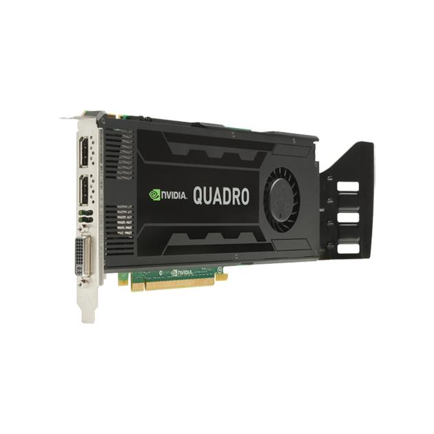 HP NVIDIA Quadro M4000 3072Мб, GDDR5