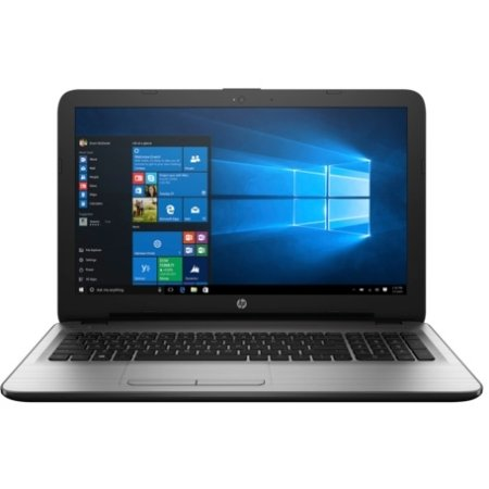 "HP 250 G5 15.6"", Intel Core i3, 2000МГц, 4Гб RAM, DVD-RW, 256Гб, Серебристый, Wi-Fi, Windows 10 Pro, Windows 7, Bluetooth"