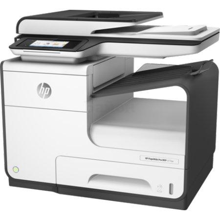 HP PageWide Pro 477dw Лазерный \ светодиодный, Белый, Цветная, А4