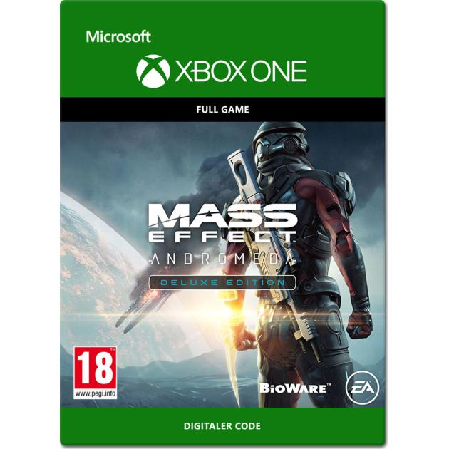 Electronic Arts Mass Effect: Andromeda Deluxe Edition Pre-order 8806188728949