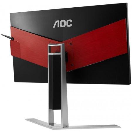 "AOC Gaming AG271QX/01 27"", Черный, DVI, HDMI, Full HD"