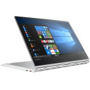 "Lenovo IdeaPad Yoga 910-13IKB 13.9"", Intel Core i7, 2700МГц, 8Гб RAM, 256Гб, Windows 10 Pro Серебристый"