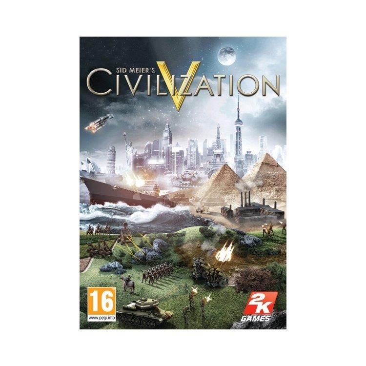 Sid Meier's Civilization V. Denmark and Explorer's Combo Pack