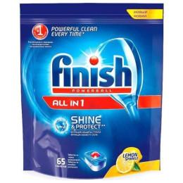 Средство для мытья посуды для посудомоечных машин Finish 170707595460 (упак: 65шт)