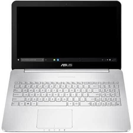 "Asus N752VX-GC087T 17.3"", Intel Core i7, 2600МГц, 8Гб RAM, 1000Гб, Серебристый, Windows 10"