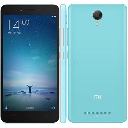 Xiaomi Redmi Note 2 16Гб, Голубой