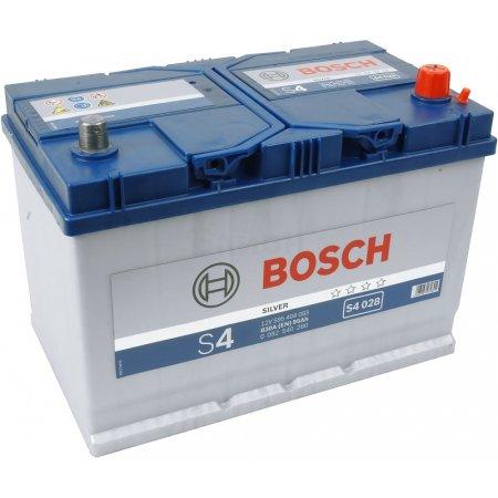 Аккумулятор BOSCH S4 028 Silver 595 404 083, 95e Ач