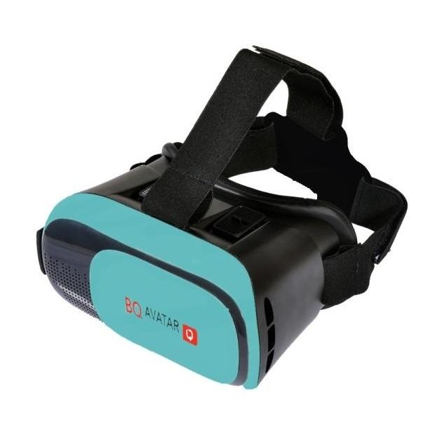 BQ-VR 001 Avatar Голубой