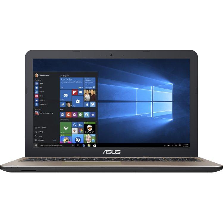 """Asus VivoBook X540SC-XX040T 15.6"""", Intel Pentium, 1600МГц, 4Гб RAM, DVD-RW, 500Гб, Wi-Fi, Windows 10, Bluetooth"""