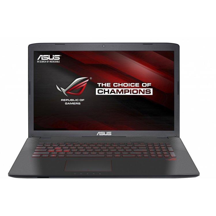 "Asus G751JL 17.3"", Intel Core i5, 2300МГц, 8Гб RAM, 1Тб, Серебристый, Wi-Fi, DOS, Bluetooth"