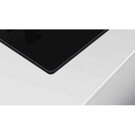 Siemens EP7A6QB20 Черный, Газовая, Закалённое стекло